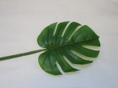 Monstera Leaf Green S
