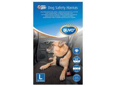 Veiligheidsharnas Hond Auto L 70-95Cm