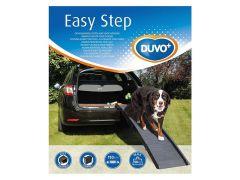 Loopplank Auto Plastic Easy Step (Tot 50Kg) 43X40X26 Grijs