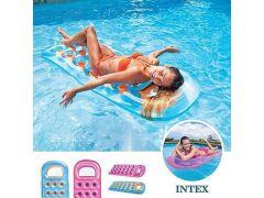 Intex 18-Pocket Suntanner Matras 2 Kleuren