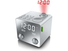 Muse M 189 Pmr Clock Radio With Projector / Mirror