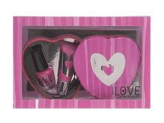 Giftset I Love Tin Box 10P