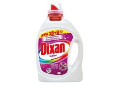 Dixan Gel Color 36Sc/2,376L