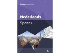 Prisma Pocketwoordenboek Nederlands-Spaans