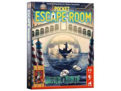 Pocket Escape Room: Diefstal In Venetie