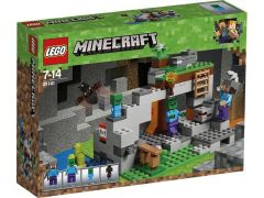 LEGO®Minecraft 21141 De Zombiegrot