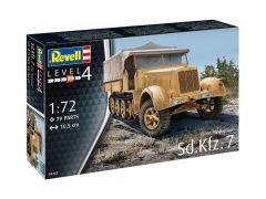 Rev 03263 Sd. Kfz. 7 (Late Production)