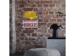 Wall Decor Sign Burger