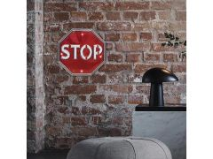 Wall Decor Sign Stop Led
