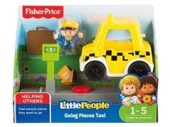 Fisher Price Little People Small Vehicle Assortiment Per Stuk