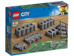 City 60205 Treinrails