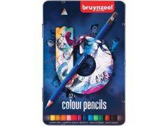 Bruynzeel Kleurpotloden 12 Blauw