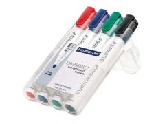 Lumocolor Whiteboard Marker Box 4 Stuks