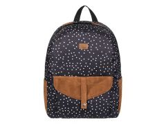 Roxy Carribean Rugzak True Black Dots For