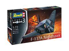 Rev 03899 F-117A Nighthawk Stealth Fighter