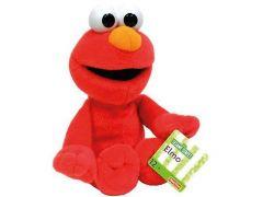 Pluche Sesamstraat Fisher Price: Elmo 24Cm