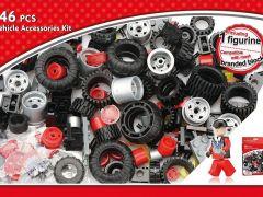 Bouwblokken Auto Accessoires Set/146