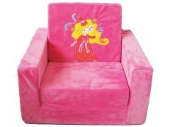 Sofa Sleeper Prinses Pink