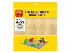 Blocks Bouwplaat Groen