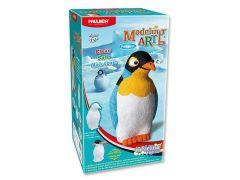 Modeling Foam Pinguin