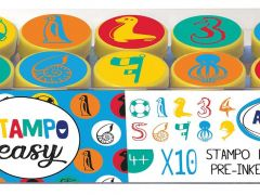 Stampo Easy Cijfers