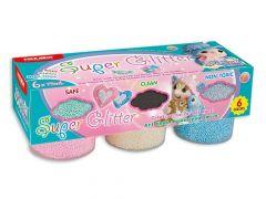Modeling Foam Glitter 75Ml Set/6