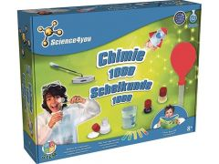 Science 4 You Maxi Kit Chemie 100