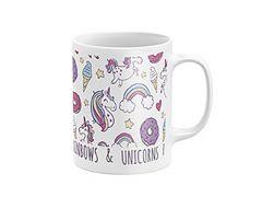 Zaska Unicorn Ceramic Mug In A Box (type 1)