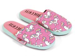 Zaska Unicorn F Printed Slippers 34/40 Assortiment