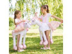 Kinderen Costume Ride On Unicorn 3+