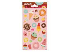 Twinkle Stickers Sheets 10.2X20Cm Twinkle Sheet Sweets