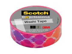 Scotch Expressions Tape Refill Zondsondergang 15Mmx10Mm
