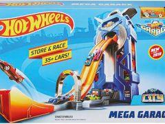 Hot Wheels Gemotoriseerde Mega Garage