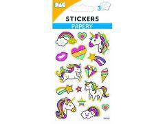 95. Sticker 145070 Eenhoorn