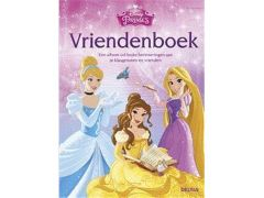 Disney Vriendenboek Prinses