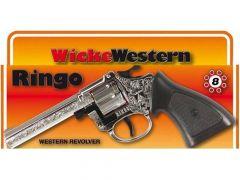 Ringo 198Mm 8 Shots Chroom In Doos
