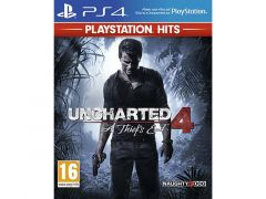 Ps4 Uncharted 4 - A Thiefs End - Hits