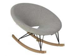Quax Rocking Adult O Chair De Luxe - Sand