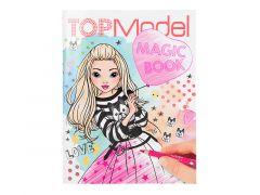 Topmodel Magic Book