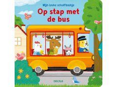 Mijn Leuke Schuifboekje - Op Stap Met De Bus