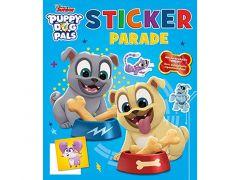 Disney Sticker Parade Puppy Dog Pals
