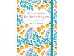 Mijn Mooiste Herinneringen Dagboek (Levendig Floraal)