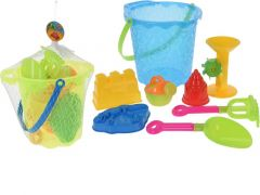 Strandspeelgoed Set Van 8   2Assortiment Prijs Per Stuk Klr