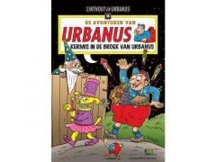 Urbanus 180 Kermis In De Broek Van Urbanus