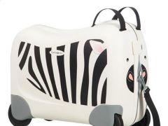 Samsonite Dream Rider Suitcase Zebra Z.