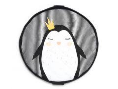 Play And Go Soft Speelmat En Toy Bag Pinguin
