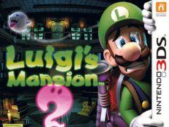 3Dsb Luigi'S Mansion 2