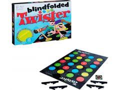 Spel Twister Geblinddoekt