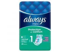 Always Maxi Normal Plus 20St