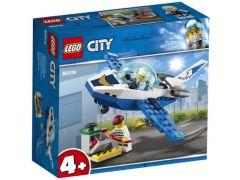 LEGO®City 60206 Luchtpolitie Vliegtuigpatrouille